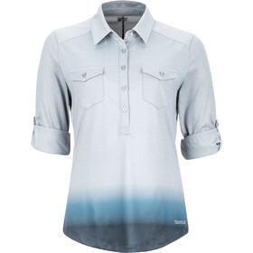 Marmot Allie T-shirt à manches longues Femme, grey storm